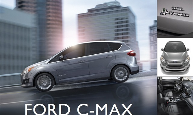 Ford C-Max will improve fuel economy